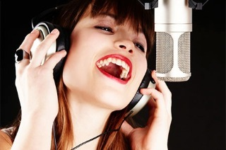 be a singer professionally
