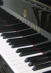 Steinway & Sons  as one of the best piano brands available today