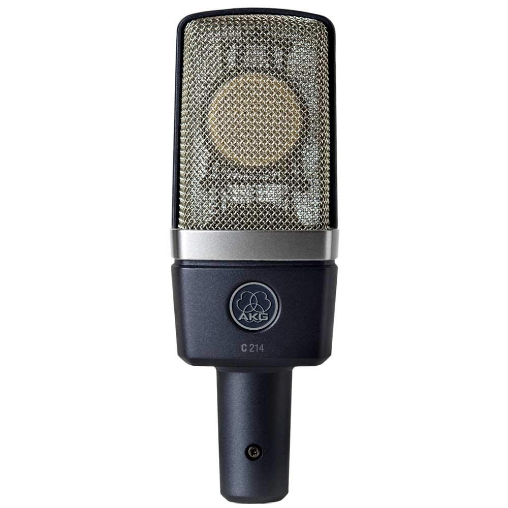 ​AKG C214 as one of The Best Microphones For Singing
