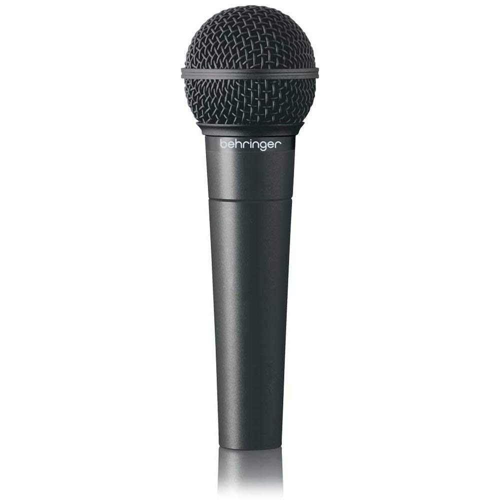 Behringer XM8500 as one of The Best Microphones For Singing