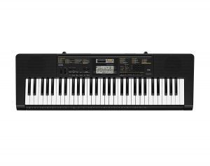 Casio CTK2400 61- Key Portable Keyboard as one of the best electronic keyboard
