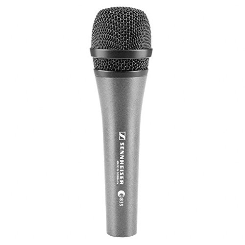 Sennheiser e835 as one of The Best Microphones For Singing