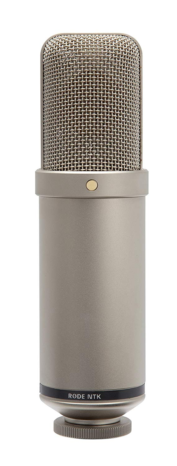 ​Rode NTK as one of The Best Microphones For Singing