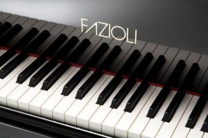 Fazioli  as one of the best piano brands available today