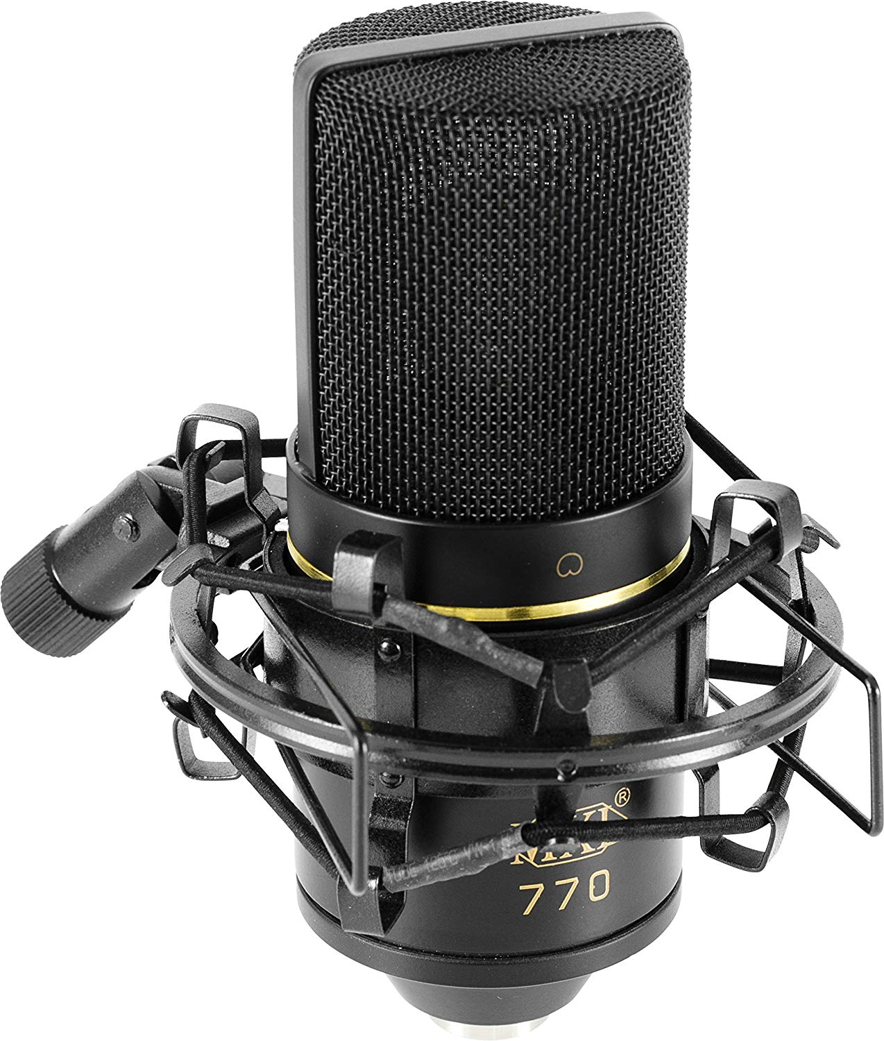 ​MXL 770 as one of The Best Microphones For Singing