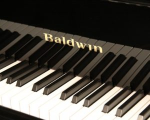 ​Baldwin  as one of the best piano brands available today