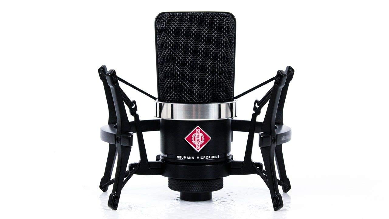 ​Neumann TLM-102 as one of The Best Microphones For Singing
