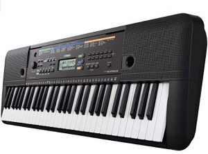 Yamaha PSRE253 61-Key Portable Keyboard  as one of the best electronic keyboard