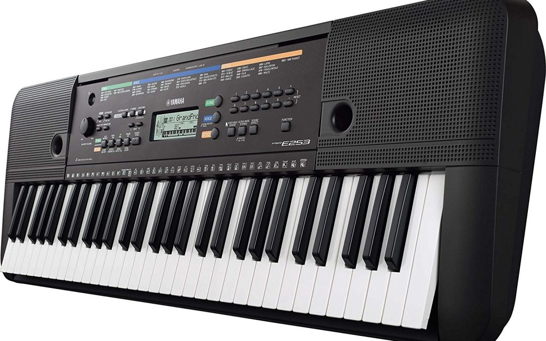 Yamaha PSR E253 Review: Worth the Purchase?