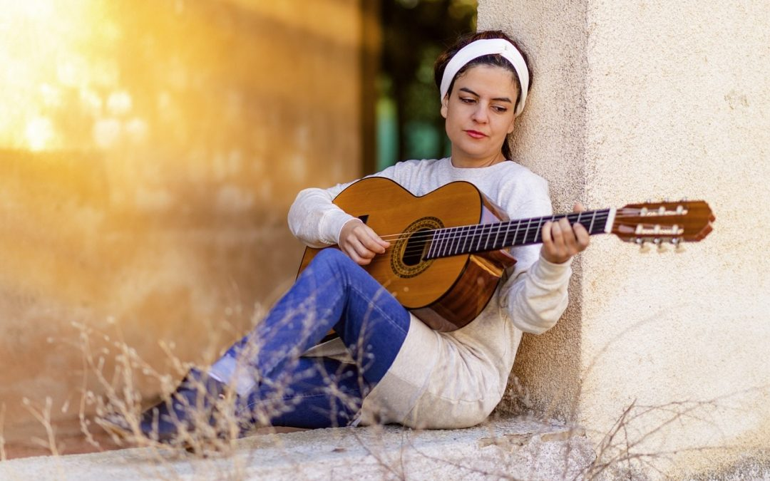 learn guitar on your own